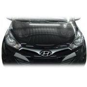 Aplique Adesivo PRATA Grade Frontal Hyundai Hb20