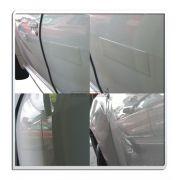 Protetor De Porta Transparente Bumper Universal 8,0cm