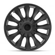 Calota Aro 13 Tuning Passat CC Rosca Black + Emblema
