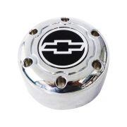Calota Centro Roda Tracker 01 A 09 Emb Gm Cromado
