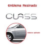 Emblema Adesivo Resinado Class Fiesta Ka - Diadema SP