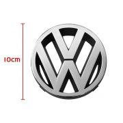 Emblema Cromado Grade VW Gol G1 Quadrado Parati Voyage Sav