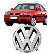 Emblema Cromado Grade VW Gol G3 Parati Saveiro 2000 2005