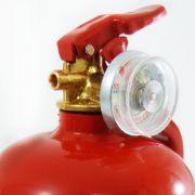 Extintor Incêndio ABC Veicular 971 Homologado Inmetro