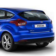 Friso Cromado Resinado Traseiro Porta Malas Focus Hatch 2015