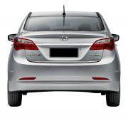 Friso Cromado Resinado Traseiro Porta Malas Hyundai Hb20S