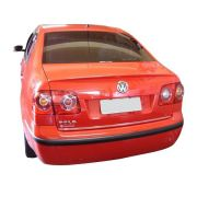 Friso Cromado Resinado Traseiro Porta Malas Polo Sedan
