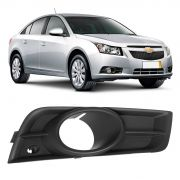 Grade Moldura Milha Cruze Hatch Sedan 2012 2013 2014