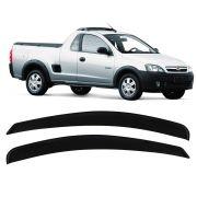 Calha Chuva Defletor GM Montana 2003 A 2010 - 2 Portas