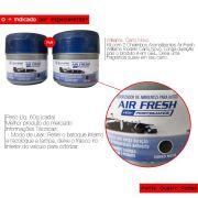Kit 02 Cheirinho Aromatizante Air Fresh Williams Carro Novo