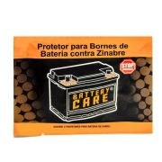 Kit  Protetor de Bornes Bateria Contra Zinabre Battery Care