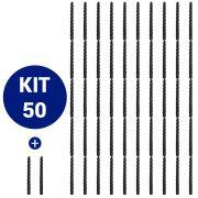 Kit 50 Haste Antena Teto Hb20 I30 Santa Fe Tucson Ix35 Kia + Brinde