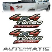 Kit Adesivo Lateral Hilux 4x4 + Automatic