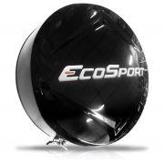 Kit Nova Ecosport Capa De Estepe Rigida Friso Personalizado