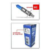 Lâmpada Super Branca H1 12v 55w Homologado Inmetro - Diadema