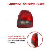 Lanterna Traseira Gol Bola 95 96 97 98 99 G2 Special Ré Fume