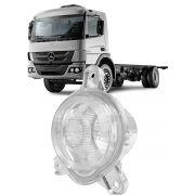 Lanterna Traseira Pisca Cristal Caminhão Atego 2013 14 15 16