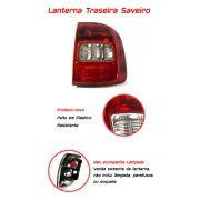Lanterna Traseira Saveiro G5 2009 2010 2011 2012 Bicolor