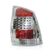 Lanterna Tuning Palio G3 Cromo Cristal Tipo Altezza
