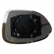 Lente Com Base Espelho Retrovisor Idea 2011 A 2013 Esquerdo