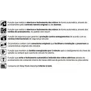 Módulo Vidro Antiesmagamento Plug&play Suzuki Jimny - 2V