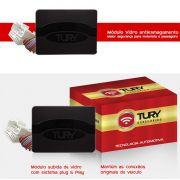 Módulo Vidro Antiesmagamento Plug&Play Pro4.28H