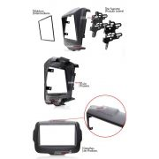 Moldura Painel Dvd 2din Multimidia Jeep Renegade - Diadema