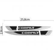 Par Aplique Adesivo Lateral Resinado Cobalt