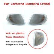 Par Lanterna Dianteira Pisca Logus Pointer 93 a 96 Cristal