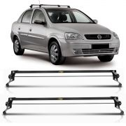 Rack Teto Bagageiro Travessa Corsa Hatch Sedan - 4 Portas