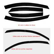 Calha De Chuva Hyundai Hb20s Sedan 2013 A 2019 - 4 Portas