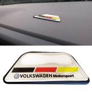 Tampa Suporte Apoio Painel Celular Virtus Up Gol G7 Polo  - Alemanha com escrita VW