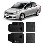 Tapete Luxo Pvc Dubai Universal Preto Nissan - Diadema SP