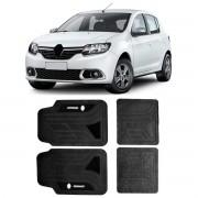 Tapete Luxo Pvc Dubai Universal Preto Renault - Diadema SP