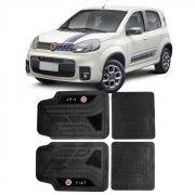 Tapete Luxo Pvc Dubai - Fiat Uno Palio Siena Mobi Punto Argo