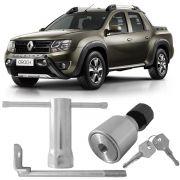 Trava Anti Furto Estepe Renault Oroch - Diadema