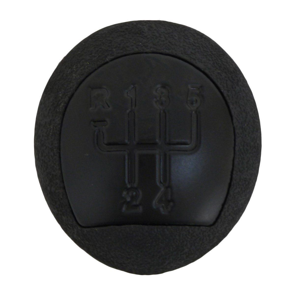 Bola Manopla Câmbio Clio Scenic Symbol - Preto