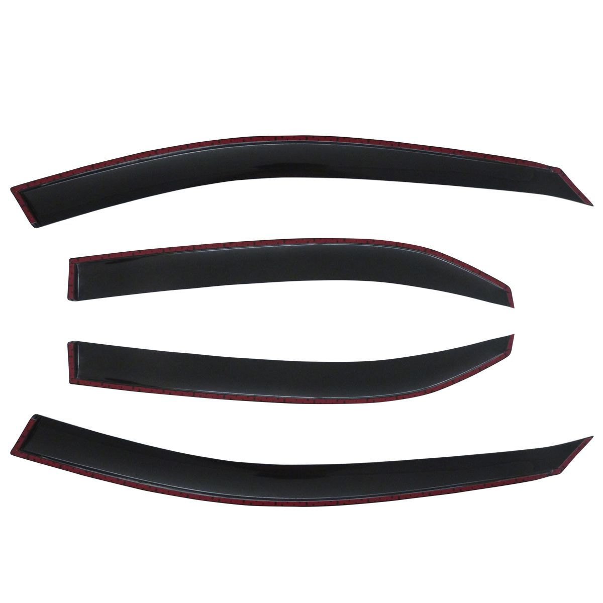 Calha Defletor Chuva Onix Hatch 2020 - 4 portas
