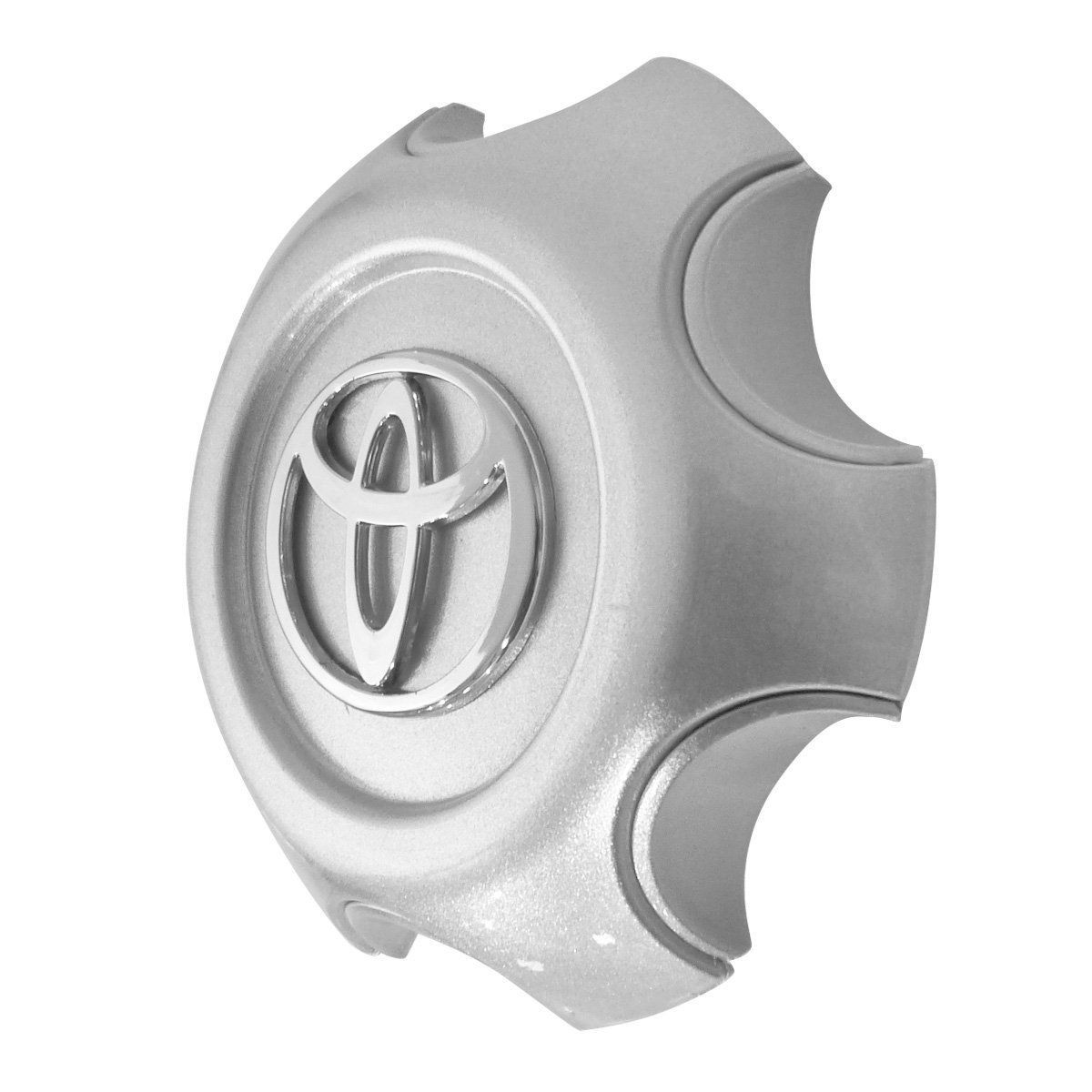 Calota Miolo De Roda Toyota Hilux Prado Z160 - Prata