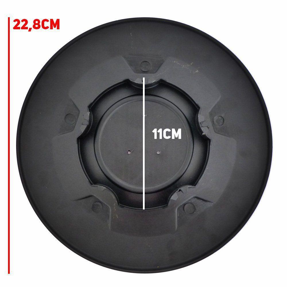 Jogo Calota Centro Roda Renault Master 03 A 13