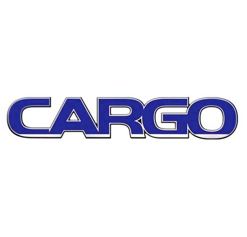 Kit 4 Emblema Adesivo Resinado Ford Cargo + 815e + Cummins