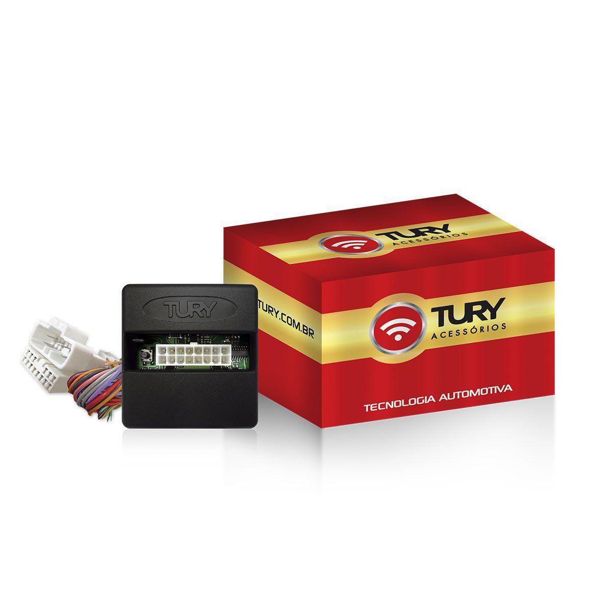 Módulo Retrovisor Plug&Play Rebatimento Jetta 2011 a 2017