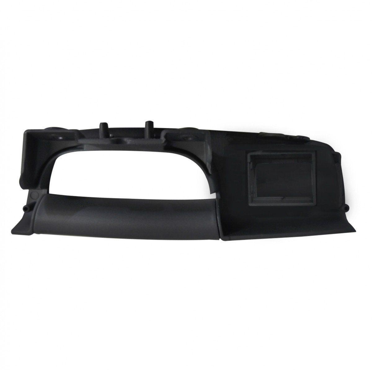 Puxador Interno Porta Dianteira Gol G5 G6 - Preto Direito