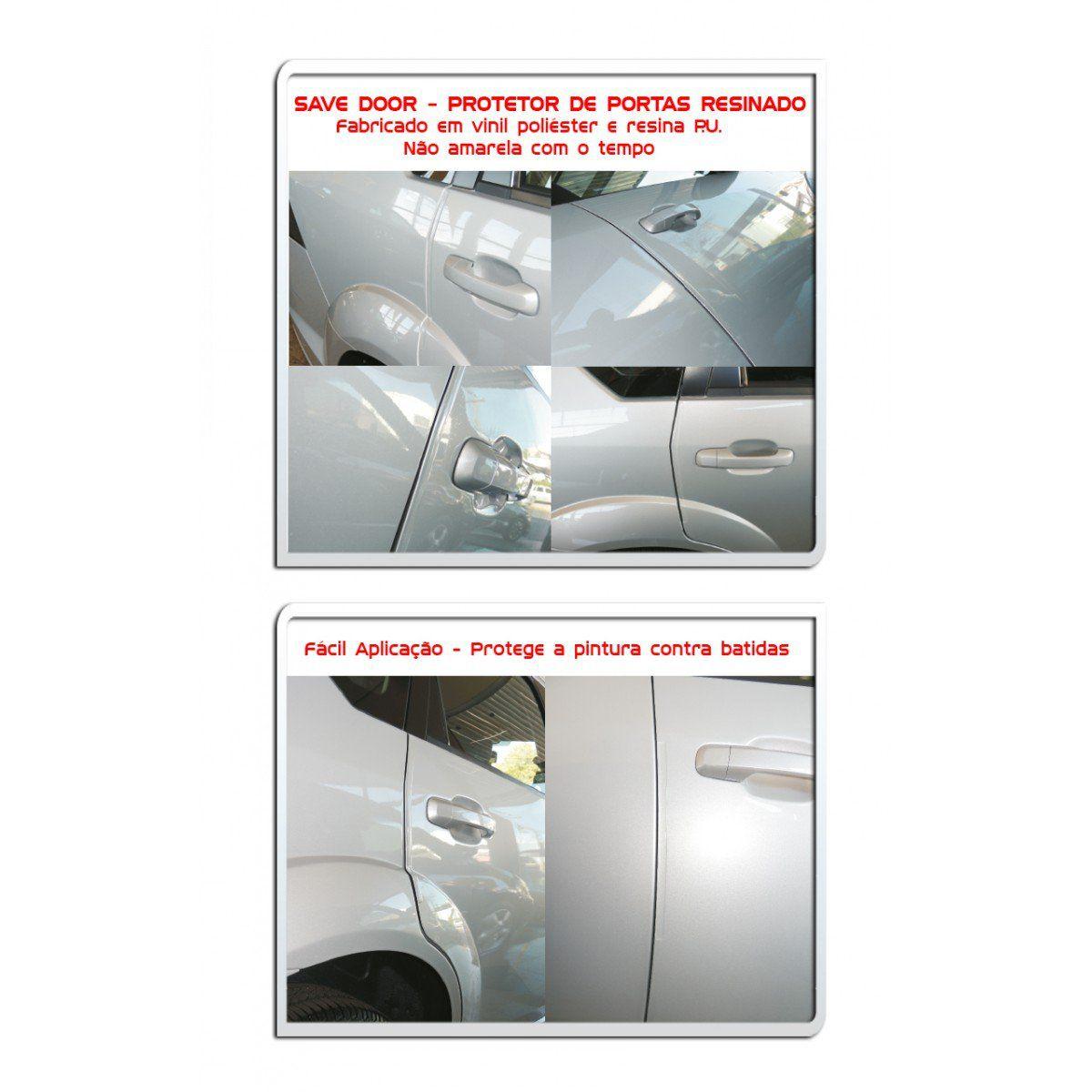 Safe Door - Protetor de Porta Resinado Universal - Diadema