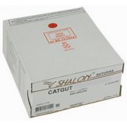 CATGUT SIMPLES - S/ AGULHA - 1,5 METROS- CX C/ 12