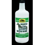SHAMPOO COM GLICERINA - WINNER HORSE - 1 LITRO