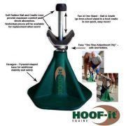 HOOF - IT STAND (SUPORTE PARA CASCO)