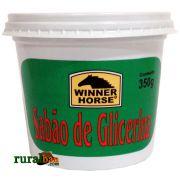 SABÃO DE GLICERINA WINNER HORSE - 350 GRAMAS
