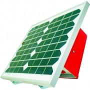ELETRIFICADOR SOLAR COM BATERIA INTERNA - PAINEL 5W - K700 SOL