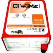 ELETRIFICADOR COM ALARME - ALIMENTAÇÃO COMBINADA, BATERIA INTERNA E ELETRICIDADE 127 OU 220 V - K1500 - CAL